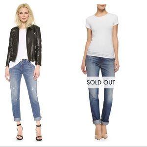 J Brand Jake Slim Boyfriend Jeans - Adored